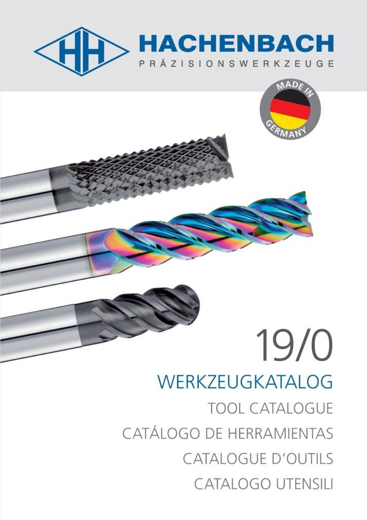 Katalog Frezy monolityczne 19/0 Hachenbach